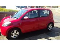 Daihatsu, SIRION, 2007, Manual, 113k Miles, 2 Owners from New