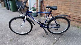 For sale bike DUNLOP for men's 26 size wheels