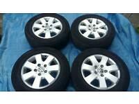 "Original vw california 16""wheels"