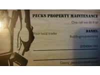 General property maintenance