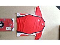 15 Brand New short sleved Football Shirts