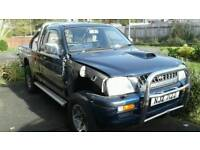 L200 project or breaking