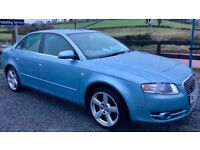 ***AUDI A4 1.9 TDI B7 MODEL 115 2005 BLUE***MAY SWAP/PX/TRADE***RELIABE MOTOR!