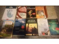 Bag of German books