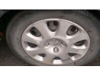 15 inch peugeot wheel covers
