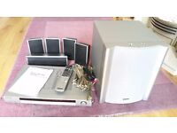 Sony home theatre system STR HT-SL40 5.1 digital amplifier and speakers