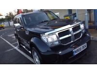 Dodge Nitro 2.8 diesel one off