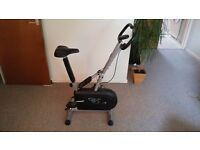 V-fit Exercise bike dual use