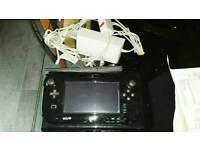 Nintendo Wii U console. 32Gb, black