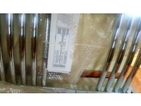Towel wall radiator, new