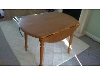 Small Drop Leaf table in very good condition