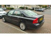 Volvo S80 car petrol automatic 2.4