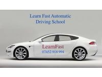 LEARN FAST AUTOMATIC DRIVING SCHOOL, INTENSIVE LESSONS / CRASH COURSES