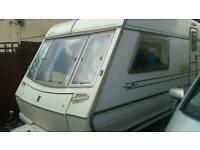 Abbey 1996 gts caravan