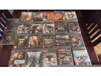 Great PS3 bundle, 2 controllers and 22 games