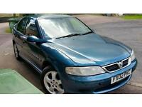 Vauxhall vectra sxi 1.8 16v mot march swapz or cash offers