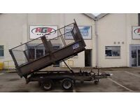 Ifor Williams Used Tipper Trailer TT105