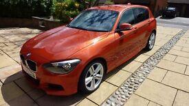 BMW 1 series 118d M sport 2013 (63)