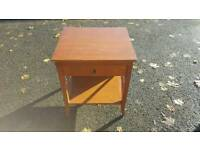 Small table or bed shelf
