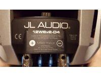 """JL W6 V2 D4 12"""" subwoofer"""