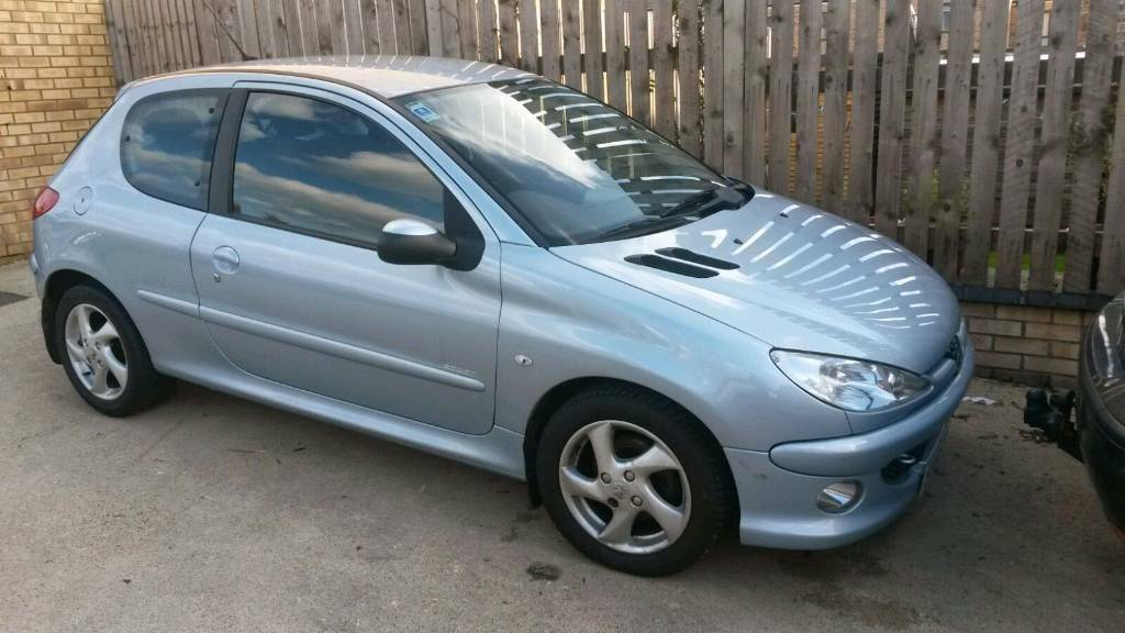 peugeot 206 2 0 hdi sport 90hp 2005 in burnley lancashire gumtree. Black Bedroom Furniture Sets. Home Design Ideas