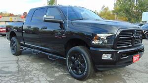 2017 Ram 2500 MEGA CAB 4X4 - BLACKED OUT GROUP - BRAND NEW