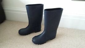 Boys Next Wellington boots size 1 excellent used condition as barely worn