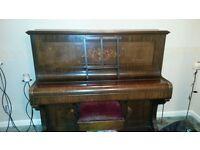 Garrett Feord London piano
