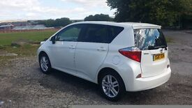 Toyota verso S. full service history, panuramic roof ,excellent drive, superb condition.