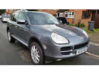 2004 PORSCHE CAYENNE 3.2 TIPTRONIC S - SERVICE HISTORY,FULLY SERVICED,LONG MOT,EXCELLENT CONDITION