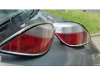 Astra h rear lights