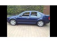 Volkswagen Bora 1.6 105bhp