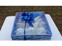 AVOCA BRANDY GLASSES x 6 GIFT BOXED- NEW
