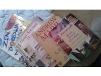 Job lot of art and fashion books