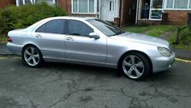 Mercedes S320 CDI very good condition only 2000