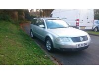 A reliable VW Passat for sale *****price reduced for quick sale*********