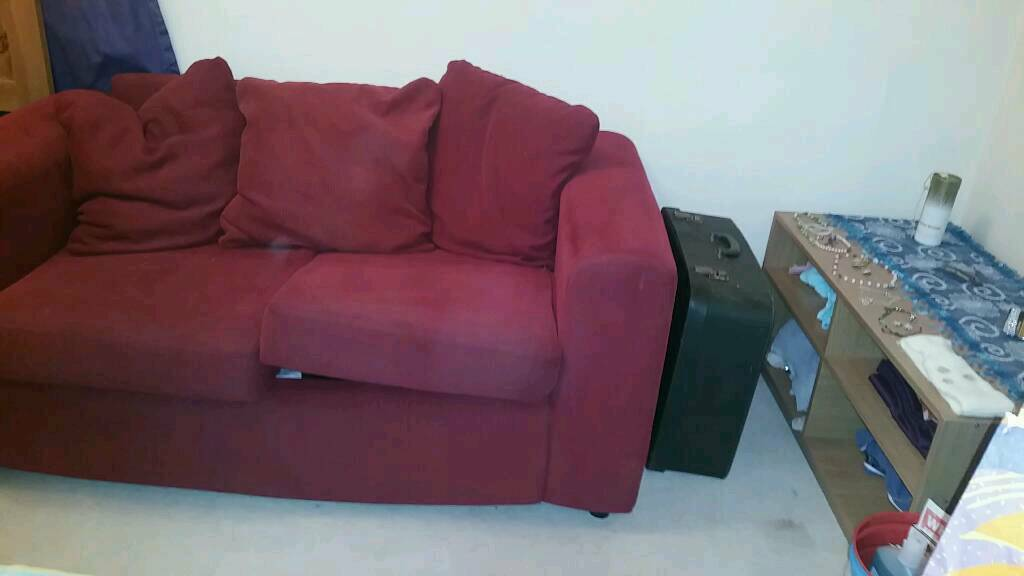 Awe Inspiring Two Seater Sofa Settee For Sale In Exeter Devon Gumtree Creativecarmelina Interior Chair Design Creativecarmelinacom