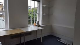 1-3 person office space (113 sq.ft.) available in Fulham, London