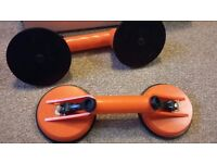 X2 double suction lifter cups