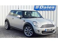 Mini Hatchback London Edition 1.6 (silver) 2012