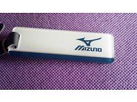Mizuno Golf Bag Tag Badge Acrylic - NEW