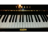 Piano Yamaha U3, in good condition, no longer being used so needs a new home .