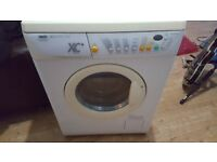 Washer dryer 1600 cold fill