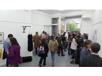 Edinburgh gallery available for exhibitions and events
