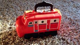 Chuggington train toy storage