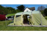 Tent 6berth and camping kit