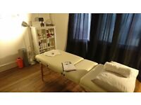 Deep Tissue or Relaxing Massage, Glasgow City Centre