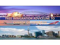 UK VISA EXPIRING? Immigration to Canada OR Australia Call STRATIX CONSULTANTS NOW!!