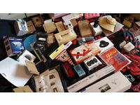 HUGE JOB LOT BOXED NEW NEARLY NEW CARBOOT LOT LOT1