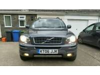 VOLVO XC90 2.4 D5 SE GTRONIC*HPI CLEAR*7 SEATER*FSH 13 STAMPS*2 KEYS*2 OWNERS*ALLOYS*LEATHER*AC